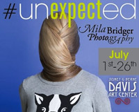 Mila Bridger # Unexpected Exhibit